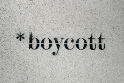 Friday Discussions: Should Christians Boycott?