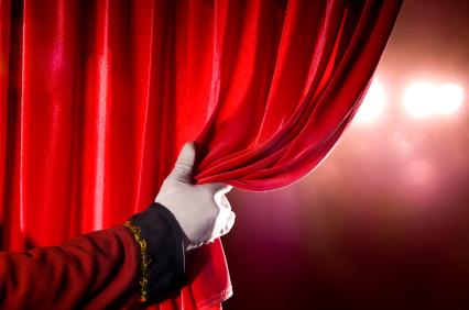 drama curtain