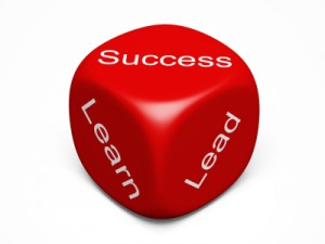 success learn lead