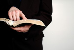 preacher bible