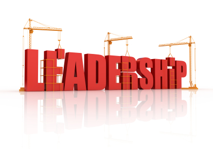 Leaders Lead...So Others Can Follow