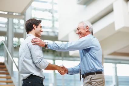 Handshake - extraversio